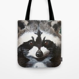 Raccoon - Charley - by LiliFlore Tote Bag