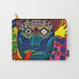 666 Wild Carry-All Pouch