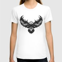 eagle T-shirts featuring Eagle by Andreas Preis