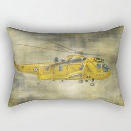 RAF Rescue Rectangular Pillow