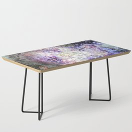 The Dragonfly And The Fish Coffee Table
