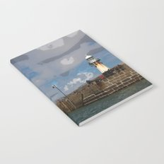 Lighthouse at St Ives, Cornwall, England Notebook
