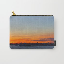 Helsinki On Fire Carry-All Pouch