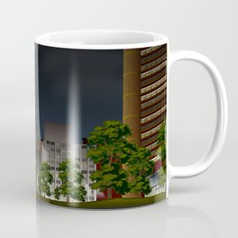 Elm City Green Coffee Mug