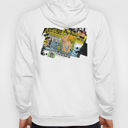 The biggest Battle is the one inside you (Color) Hoody