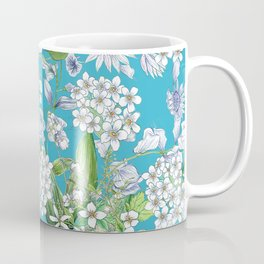 Royal Wedding Flowers, Meghan Markle's Bouquet Coffee Mug