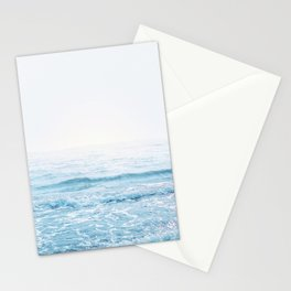 Calm Ocean Stationery Cards