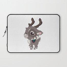 Bitty Reindeer Laptop Sleeve