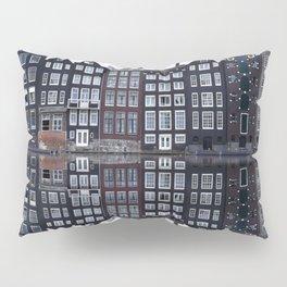 Amsterdam houses 1. Pillow Sham