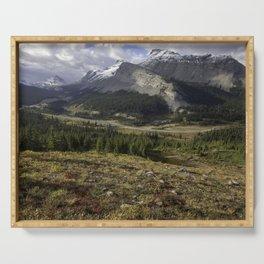 Rocky Mountain Jasper Serving Tray