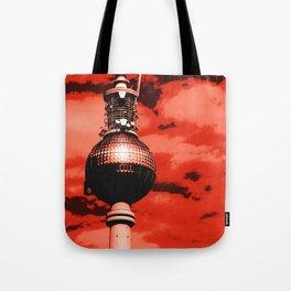 Pop Art Berlin Tote Bag