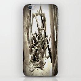 Driftwood (B&W) iPhone Skin