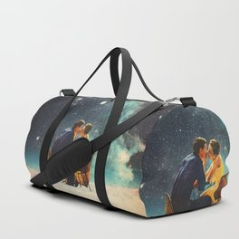 I'll Take you to the Stars for a second Date Duffle Bag