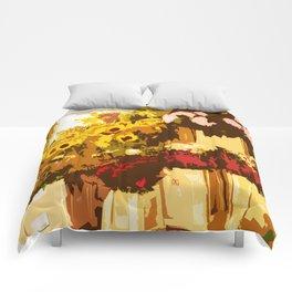 Pick A Posie Comforters