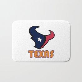 Texas longhorns Bath Mat