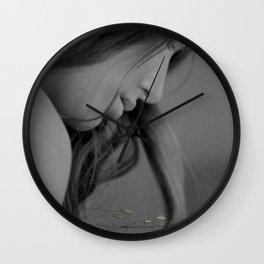 """Psalm"" Wall Clock"