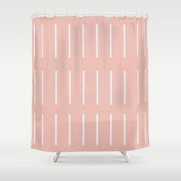 Organic / Blush Shower Curtain