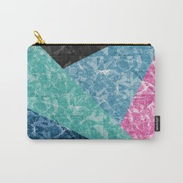 Marble Texture G427 Carry-All Pouch