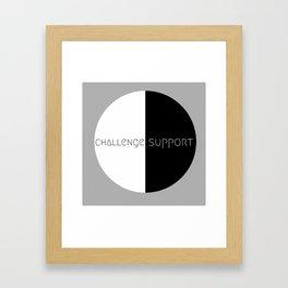 Sanford Framed Art Print