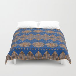 Indian Designs 206 Duvet Cover