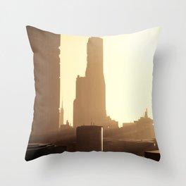 Big City 2 Throw Pillow