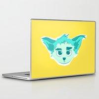 elf Laptop & iPad Skins featuring Elf by Gabriel
