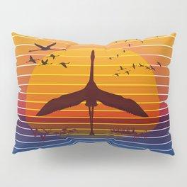 Phoenix Rising Pillow Sham