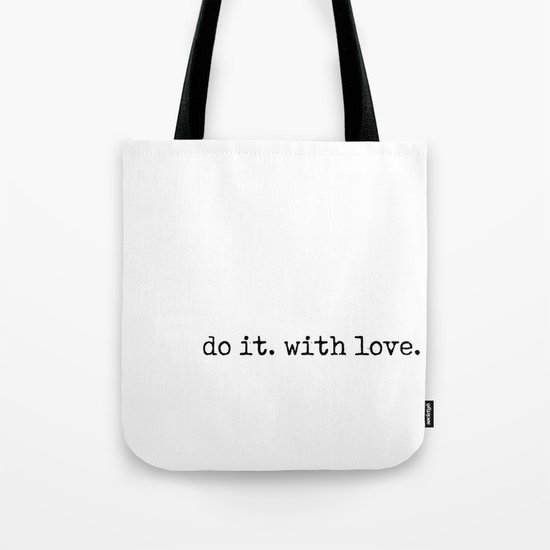 Do i. With Love. Typewriter Style by catmustache