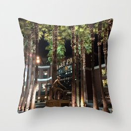Out The Park Throw Pillow