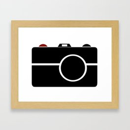 Snapped Framed Art Print