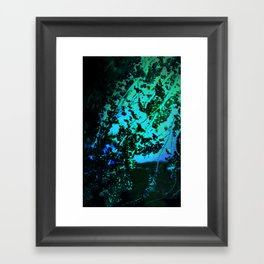 A DREAM TO THRIVE. Framed Art Print