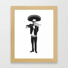 Mariachi Framed Art Print