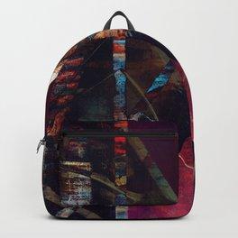 disquiet eleven (luxação) Backpack
