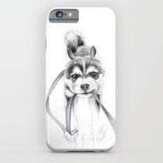 Perseverance :: A Siberian Husky Slim Case iPhone 6s