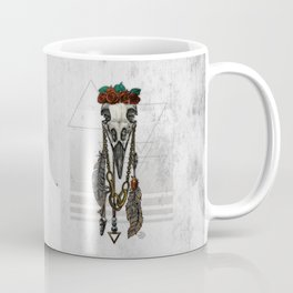 Bestial Crowns: The Crow Coffee Mug