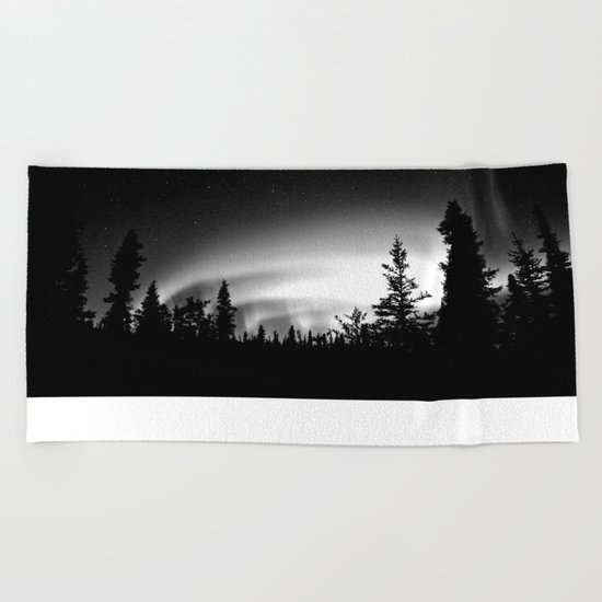 The Truth is Out There Beach Towel