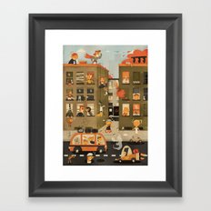 Horror Vacui ( 2010 ) Framed Art Print