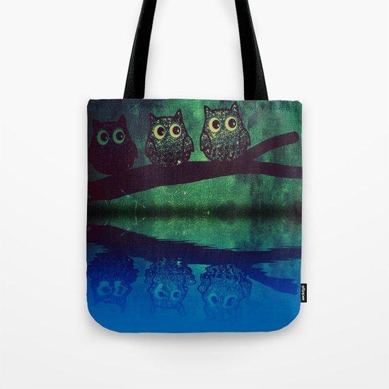 owl-77 Tote Bag
