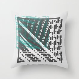 GAP GAP GAP Throw Pillow
