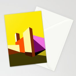 Casa Barragán Modern Architecture Stationery Cards