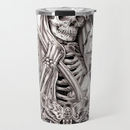 Grim Reaper Vengeance Travel Mug