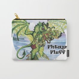 Fhtagn Fluff Carry-All Pouch