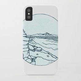 Frary Peak iPhone Case