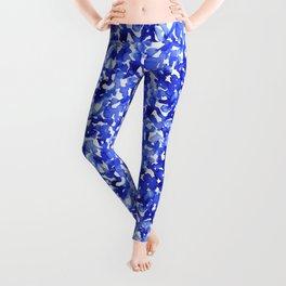 Energy Blue Leggings