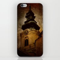 dark tower iPhone & iPod Skins featuring The tower by Digital Dreams