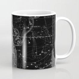 Celestial Map print from 1822 Coffee Mug