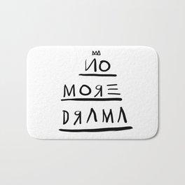 Basquiat No More Drama Bath Mat