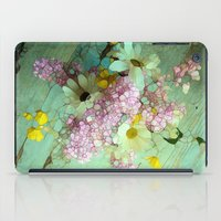 country iPad Cases featuring country flowers by Joke Vermeer