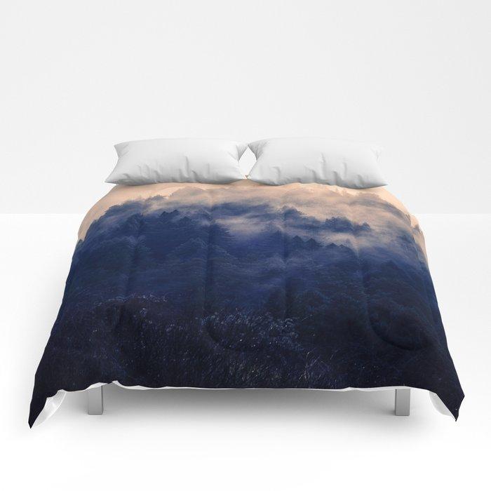 In the Pale Moonlight Comforters