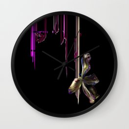 paradise.corrupt_section.F Wall Clock